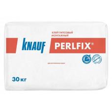 Клей гипсовый монтажный Perlfix, 30 кг