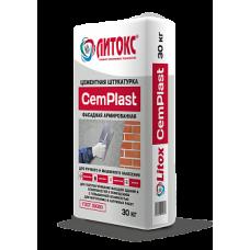 Штукатурка цементная CemPlast, 30 кг