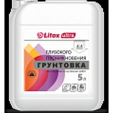 Грунтовка глубокого проникновения ULTRA ЛИТОКС, 5 л