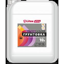 Грунтовка универсальная ULTRA ЛИТОКС, 10 л