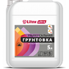 Грунтовка универсальная ULTRA ЛИТОКС, 5 л