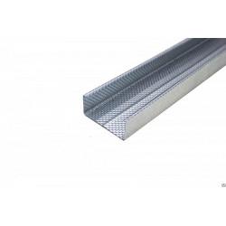 Профиль потолочный 0,5мм (60х27х0,5мм) 3м - цена за штуку