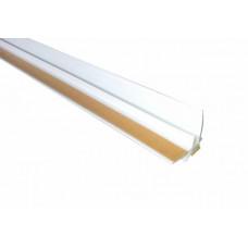 Профиль примыканий оконный самоклеющийся 6 мм (2,4 м) цена за п.м