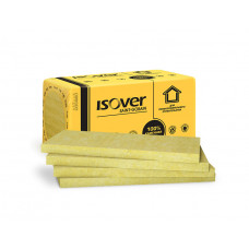 Утеплитель ISOVER Стандарт 50 мм (1000х600мм, 4,8м2)