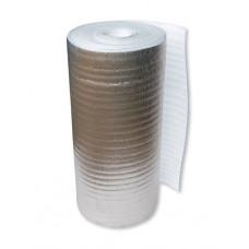 Фольгированный вспененный полиэтилен 3 мм (цена за рулон)