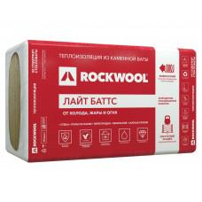 Rockwool Лайт Баттс 50 мм