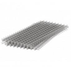 Сетка сварная карта 1,0х2,0м ячейка 100х100мм D=3мм