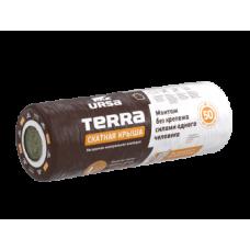 Утеплитель URSA TERRA 35 QN Скатная крыша толщиной 150 мм