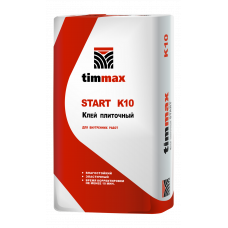 Клей плиточный START K10, 20/25 кг